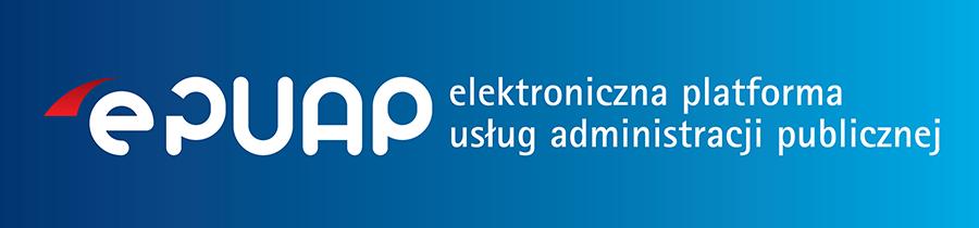 Logotyp EPU up skrzynkę podawczą