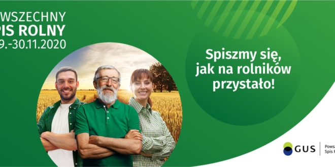 Obrazek wyróżniający - Spis rolny
