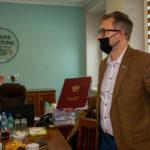 Andrzej Szewczyk - czasie przekazywania umowys podpisywania umowy czasie przekazywania umowy